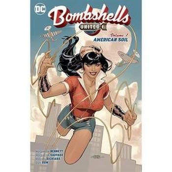 Bombshells United Vol. 1 : American Soil TP