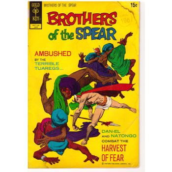 Brothers of the Spear #1