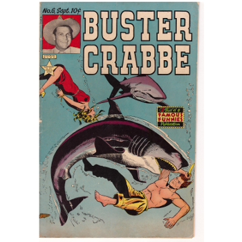 Buster Crabbe #6