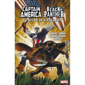 Captain America/Black Panther : Flags of Fathers TP