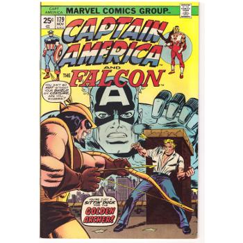 Captain America #178