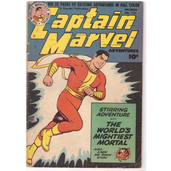 Captain Marvel Advs #115