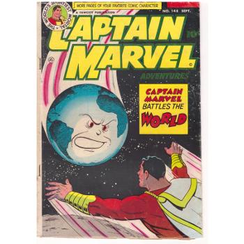 Captain Marvel Advs #148