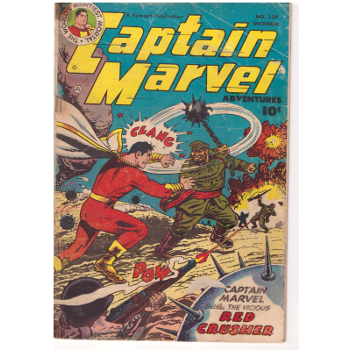 Captain Marvel Advs #139
