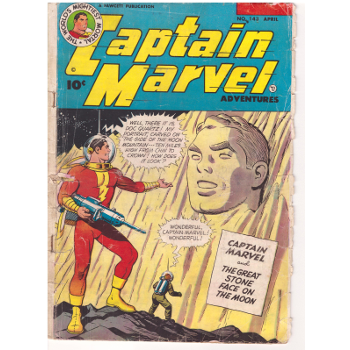 Captain Marvel Advs #143