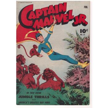 Captain Marvel JR #27