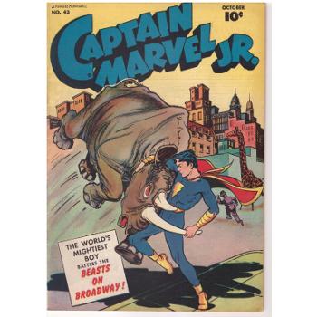 Captain Marvel JR #43