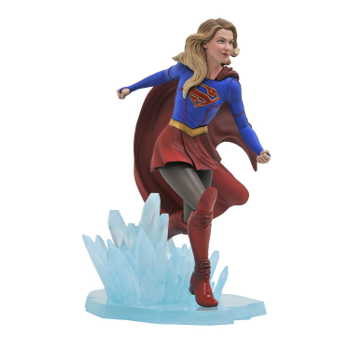 DC Gallery CW Supergirl PVC figure