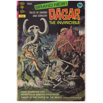 Dagar The Invincible #1