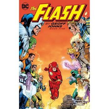 Flash by Geoff Johns Vol. 5 TP