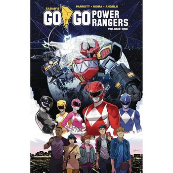 Go Go Power Rangers Vol. 1 TP
