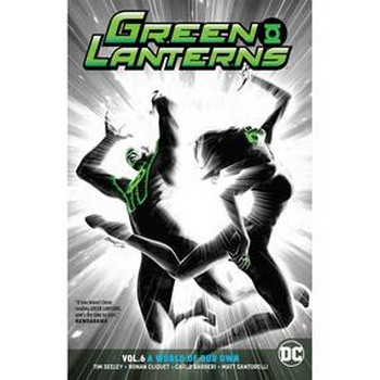 Green Lanterns Vol. 6 : A World of Our Own TP (Rebirth)