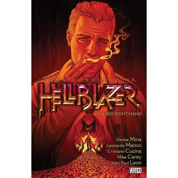 Hellblazer Vol. 19 : The Red Right Hand TP
