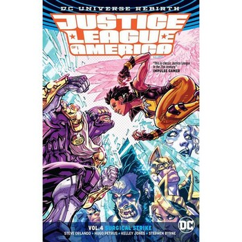 Justice League of America Vol. 4 : Surgical Strike TP (Rebirth)