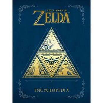 Legend of Zelda Encyclopedia (O)HC