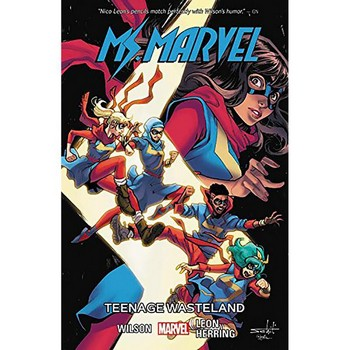 Ms Marvel Vol. 9 : Teenage Wasteland TP