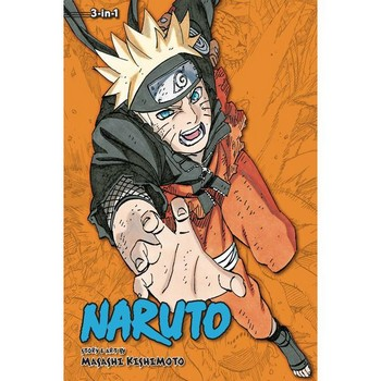Naruto 3-in-1 Edition Vol. 23 SC