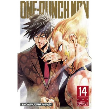 One Punch Man Vol. 14 SC