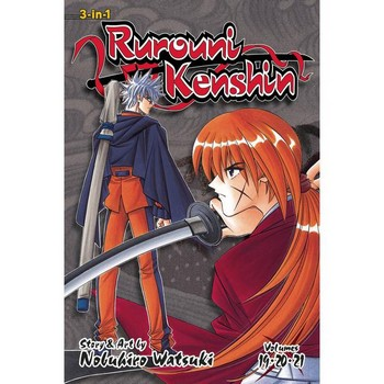 Rurouni Kenshin 3-in-1 Edition Vol. 7 SC