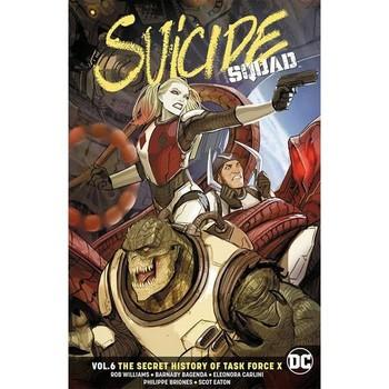 Suicide Squad Vol. 6 : Secret History Task Force X TP (Rebirth)