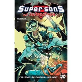 Super Sons of Tomorrow TP