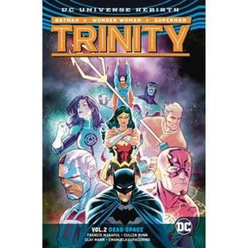 Trinity Vol. 2 : Dead Space TP (Rebirth)