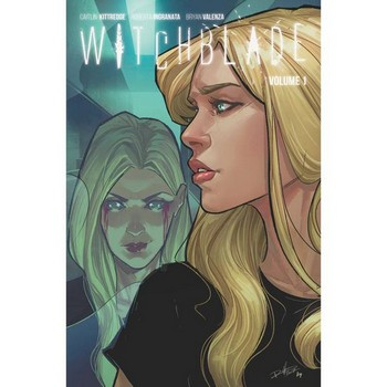 Witchblade (2017) Vol. 1 TP