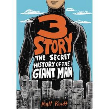 3 Story Secret History of Giant Man TP