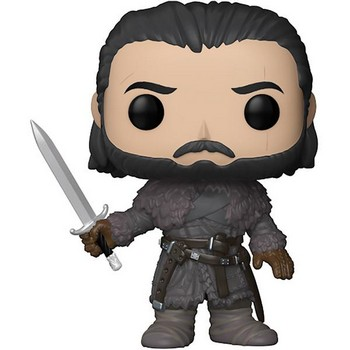 POP Vinyl GoT Season 8 : Jon Snow Beyond Wall