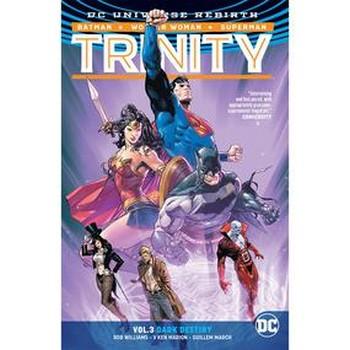 Trinity Vol. 3 : Dark Destiny TP (Rebirth)