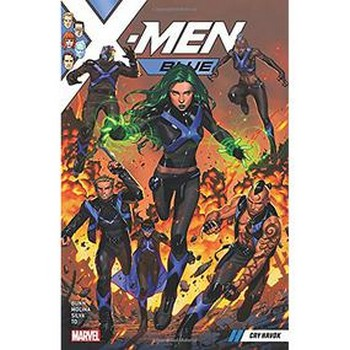 X-Men Blue Vol. 4 : Cry Havok TP